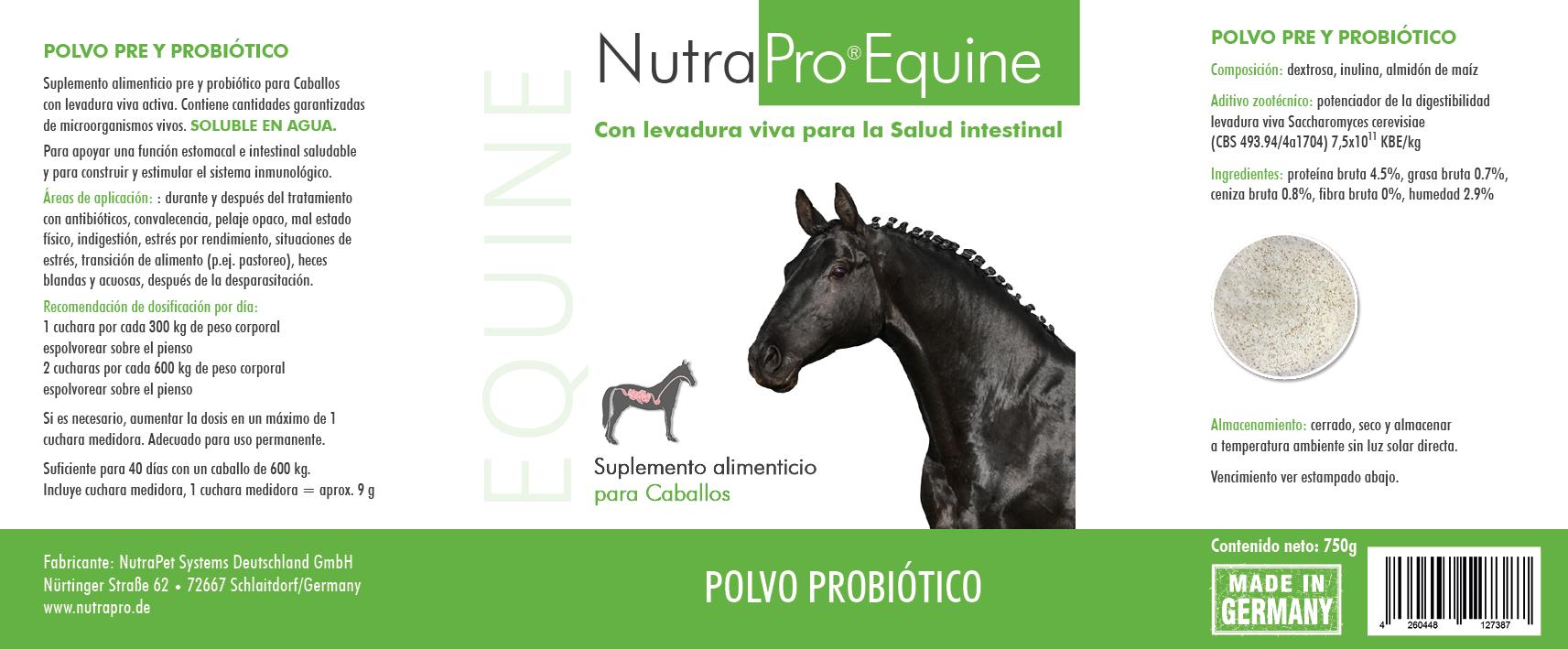 NutraPro@ PRODUKTNAME